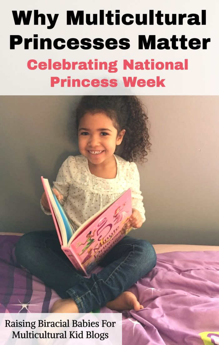 multicultural princesses | diverse princesses | diversity | diverse media | national princess week