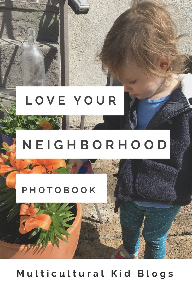 Love your neighborhood photobook