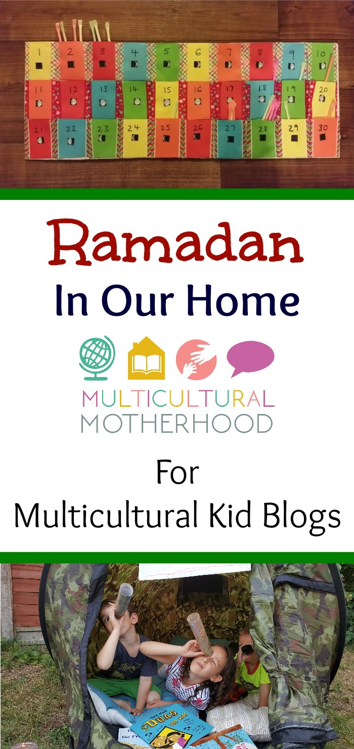 Ramadan in our home