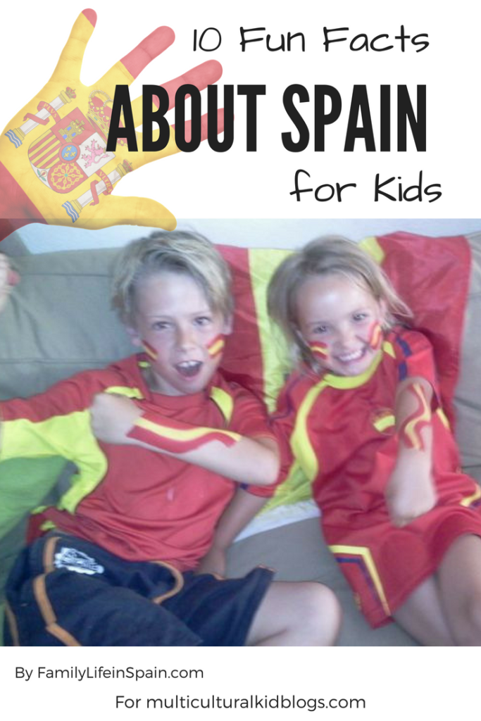 10 Fun Facts about Spain for Kids | Multicultural Kid Blogs