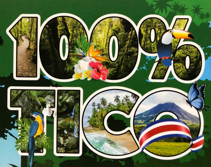 10 fun facts about Costa Rica | 100% Tico