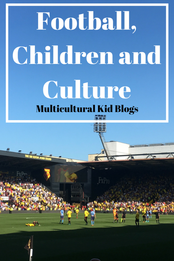 Football, Children, and Culture: Not Just a Game