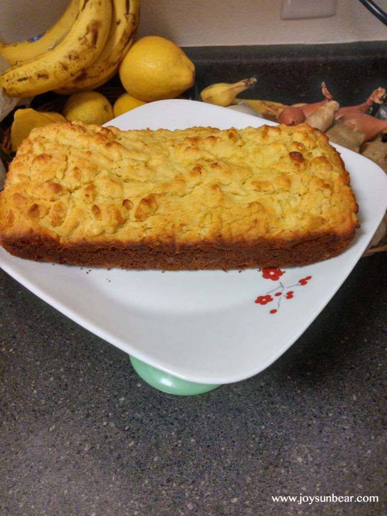 Eswatini style mealy bread recipe