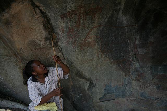 Eswatini Cave Paintings