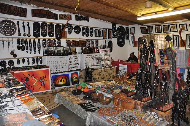 Eswatini Craft Shop