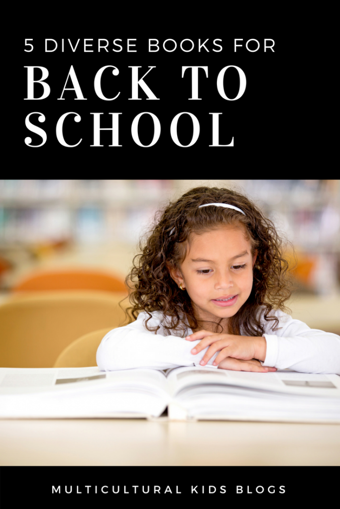 5 Diverse Back to School Picture Books