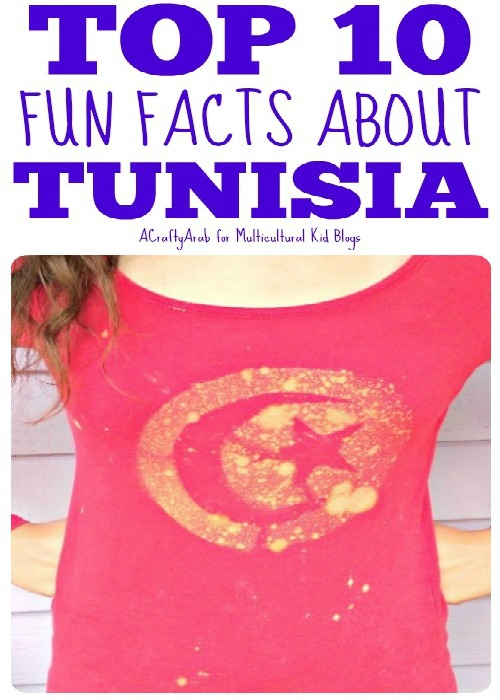 Discover some amazing fun facts about Tunisia, the smallest African nation and the only full democracy in the Arab world!