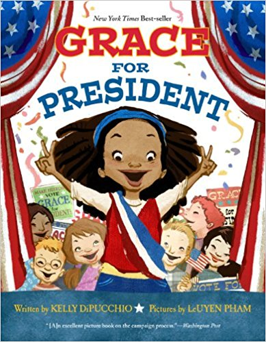 Grace for President cover