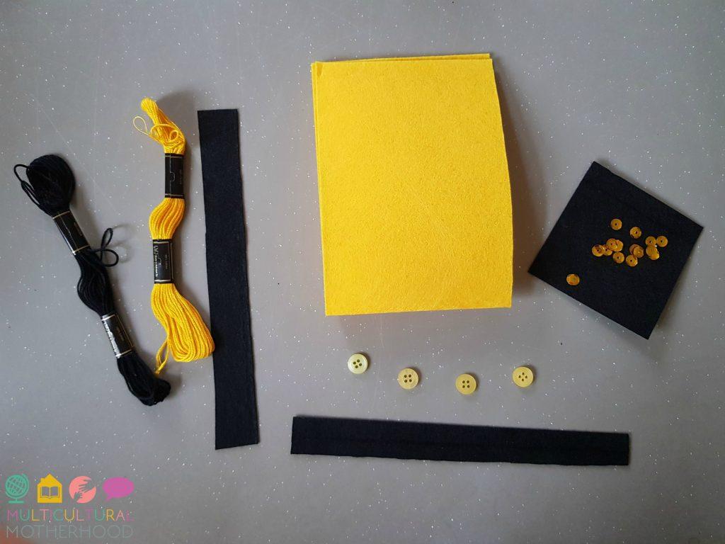 Kaaba gift bag: step one | MKB