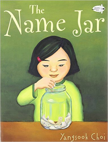 The Name Jar cover