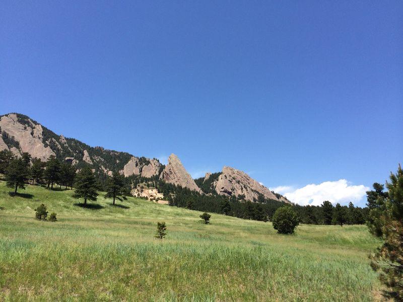 Boulder, Flatirons Chautauqua