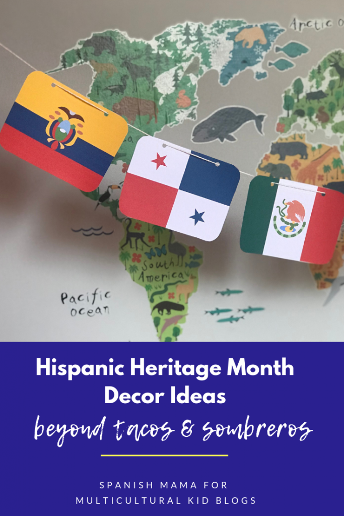 Hispanic Heritage Month Decorations: Beyond Tacos and Sombreros