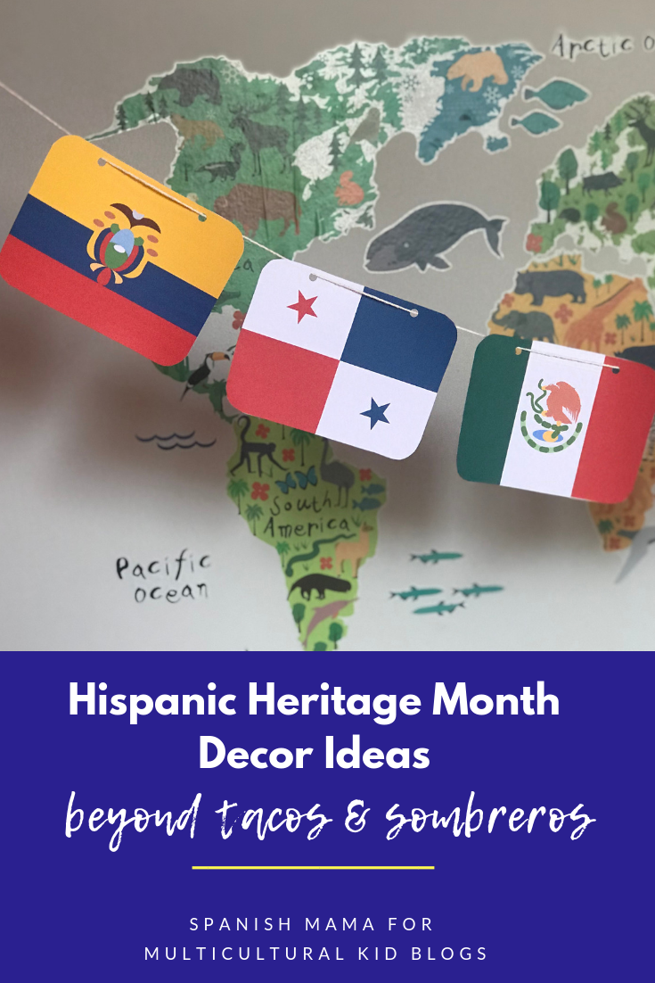 Hispanic Heritage Month Decorations: Beyond Tacos and