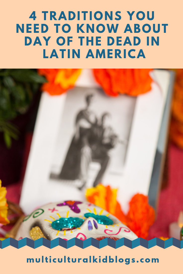 4 traditions you need to know about the Day of the Dead in Latin America