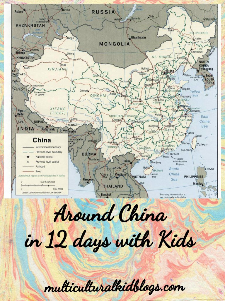 Tour Around China in 12 Days with Children | Multicultural Kids Blogs
