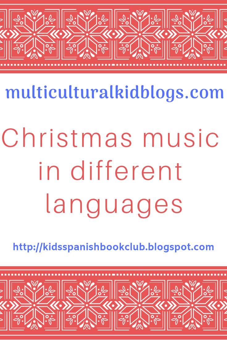 Christmas Music in Different Languages