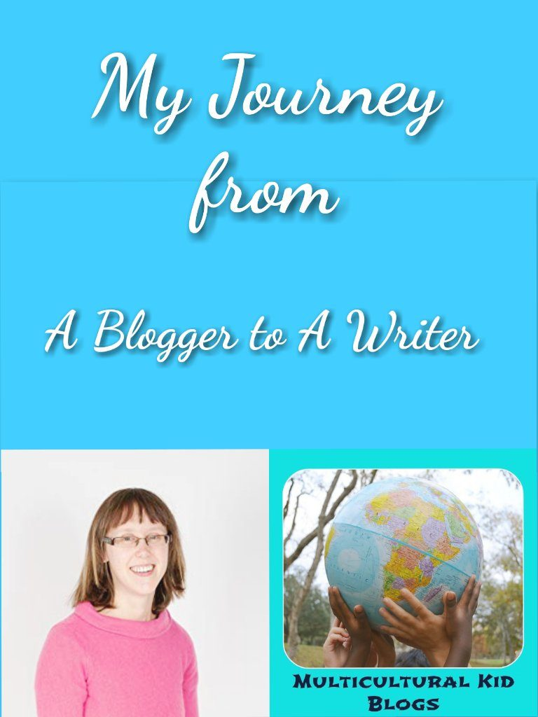 My Journey From a Blogger to a Writer