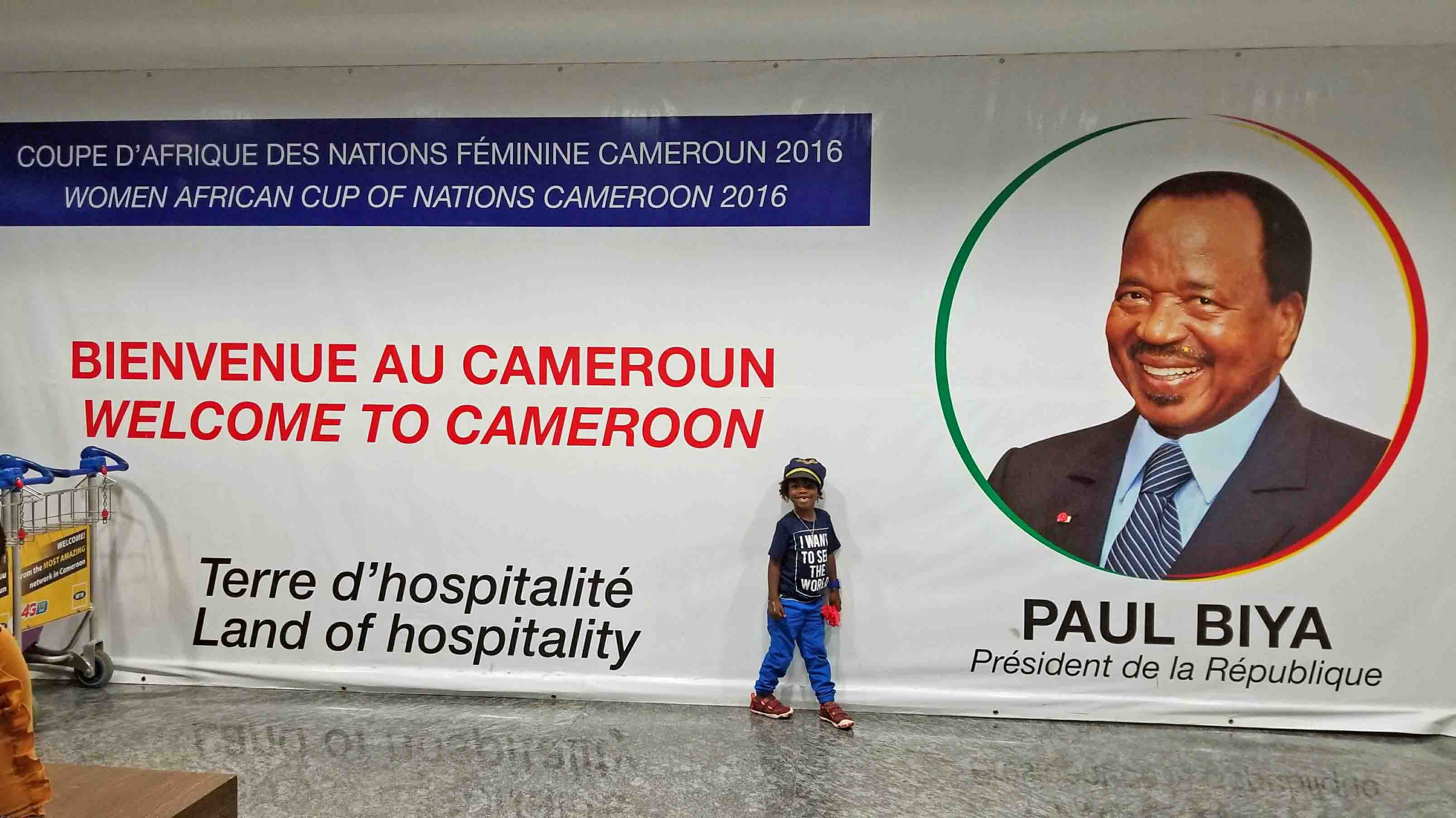 fun facts about cameroon for kids .