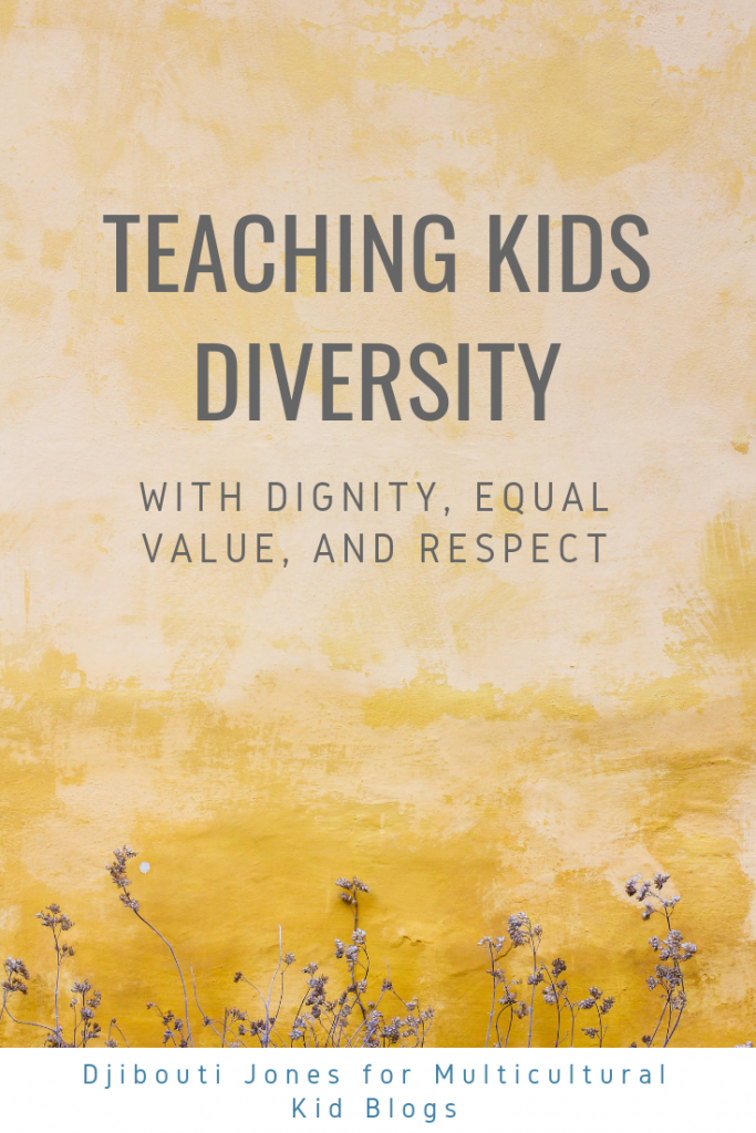 Teaching kids about diversity through