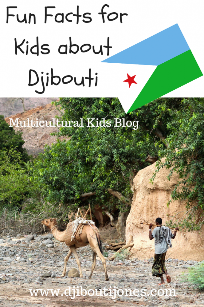 Djibouti fun facts | multiculturalkidblogs.com