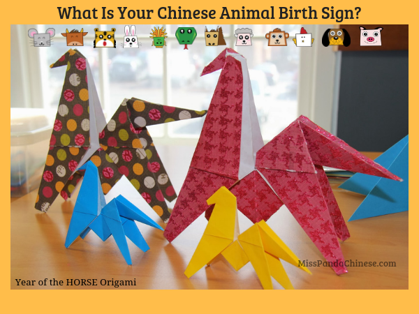 Chinese Animal Birth Signs | Miss Panda Chinese  | multiculturalkidblogs.com