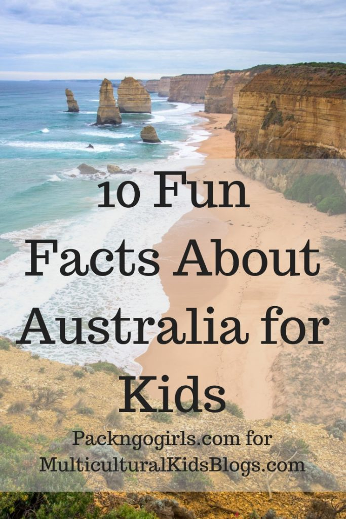 10 Fun Facts About Australia for Kids