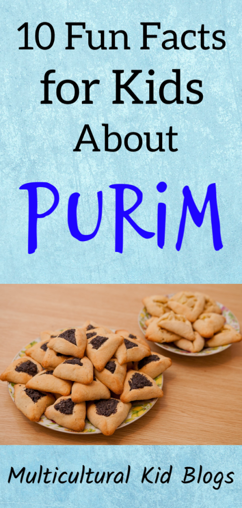 10 Fun Facts for Kids About Purim | Multicultural Kid Blogs