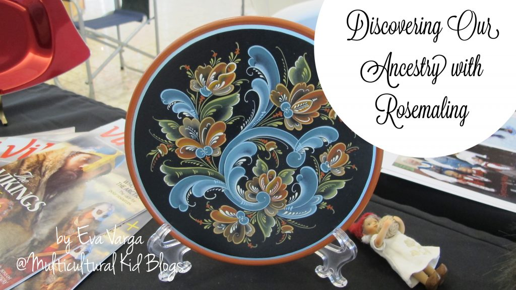 Discovering Our Norwegian Ancestry with Rosemaling