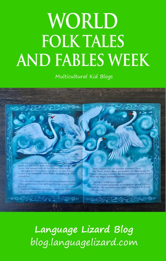 World Folk Tales and Fables Week