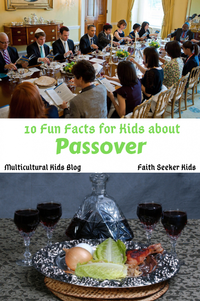 10 Fun Facts for Kids About Passover