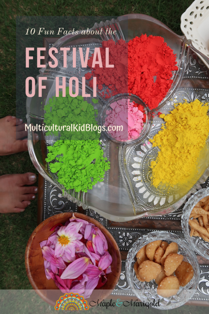 10 fun facts about Festival of Holi | Multicultural Kid Blogs