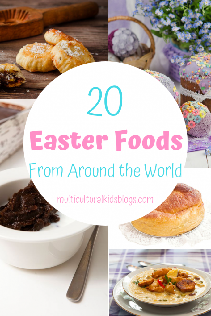 20 Easter Foods Around the World