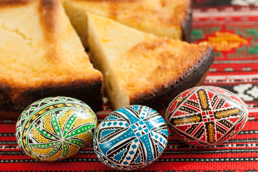 Pasca - Easter Foods from Around the World