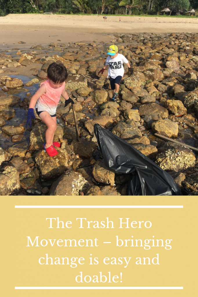 Conservation for Kids: The Trash Hero Movement | Multicultural Kid Blogs