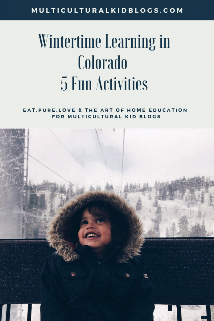 Wintertime Learning in Colorado
