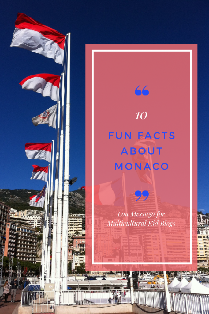 Fun Facts Monaco | Multicultural Kid Blogs