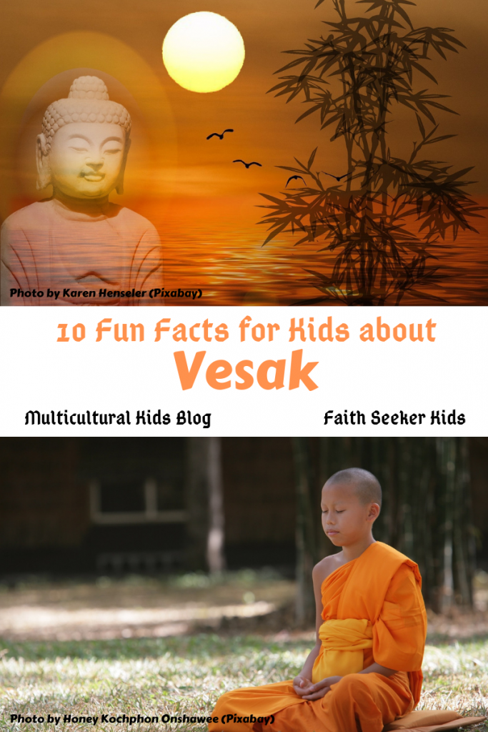 Fun Facts Vesak | Multicultural Kid Blogs