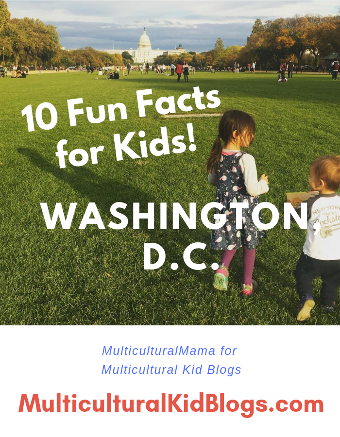 fun facts Washington | Multicultural Kid Blogs