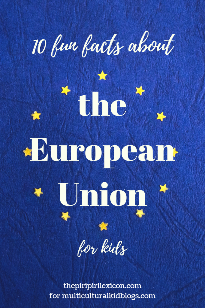 10 fun facts about the European Union