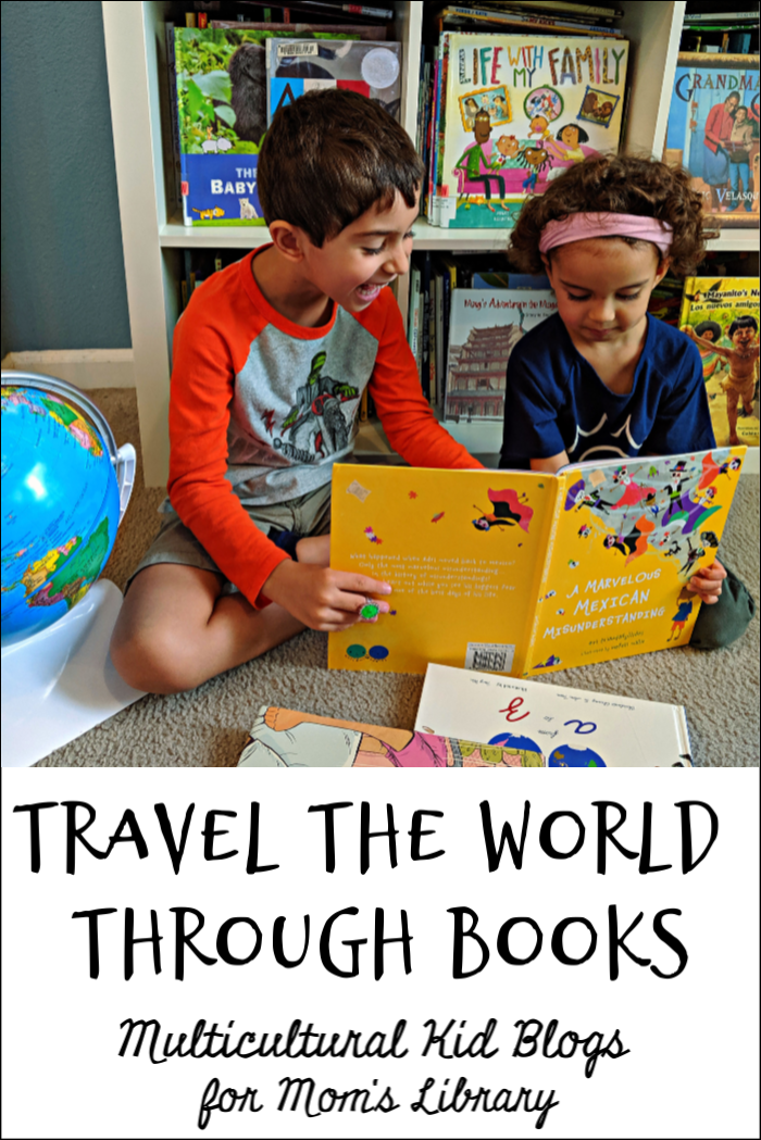 Travel the World Through Books This Summer | Multicultural Kid Blogs for Mom's Library