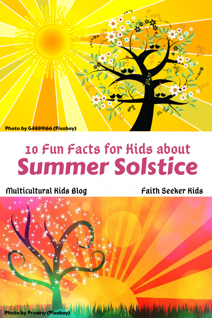 Summer Solstice | Multicultural Kid Blogs