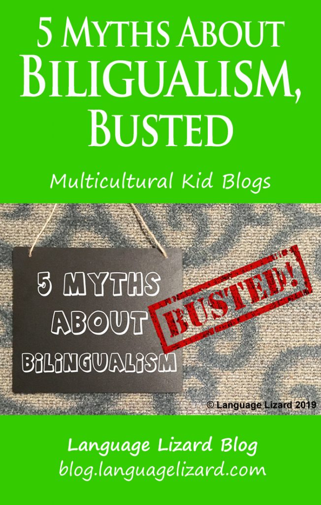 bilingualism myths | Multicultural Kid Blogs