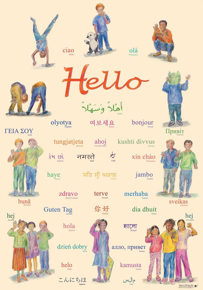 bilingualism myths | Multicultural Kid Blogs