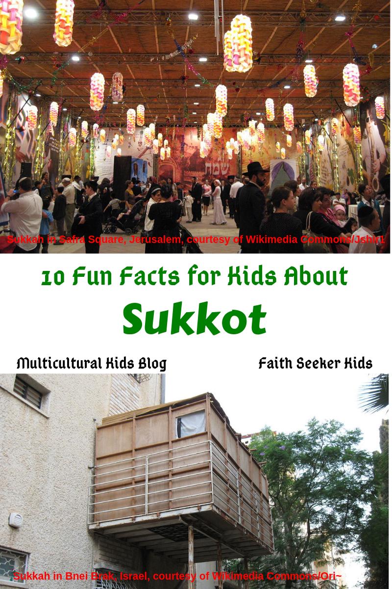 Fun facts About Sukkot