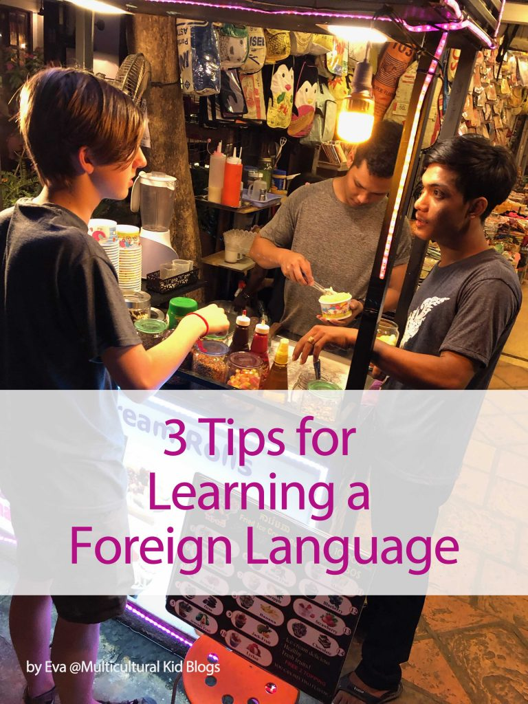 tips learning foreign language