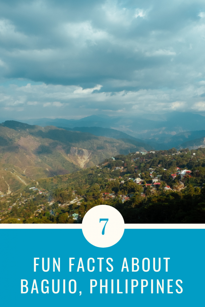 7 fun facts about Baguio, Philippines