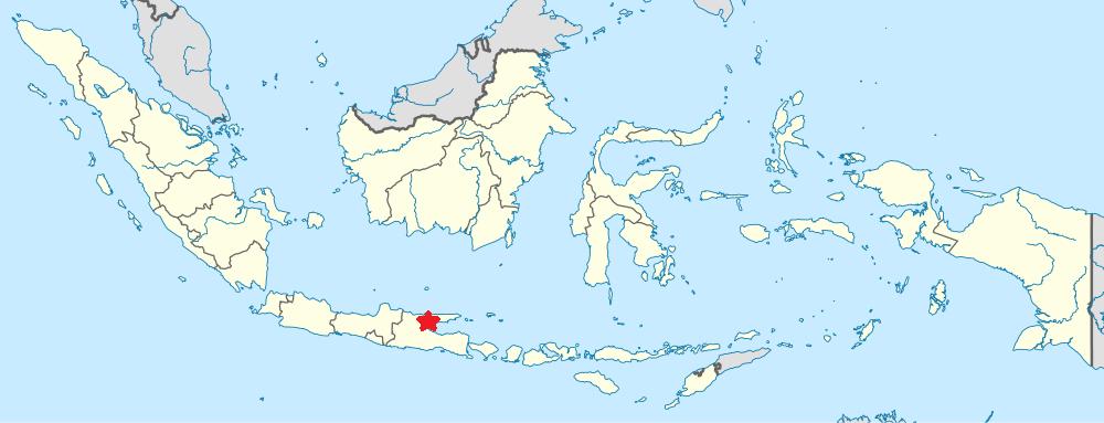 Surabaya , location in Indonesia