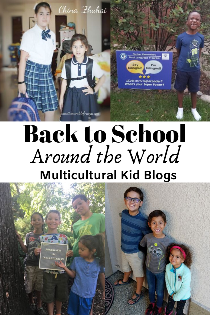 Back to School Around the World | Multicultural Kid Blogs
