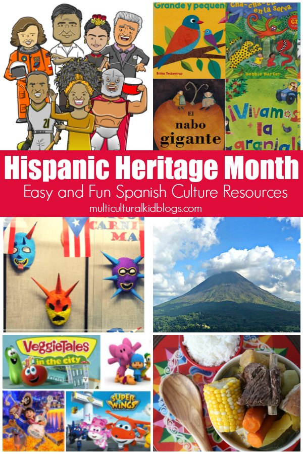 Hispanic Heritage Month 2019 Resources