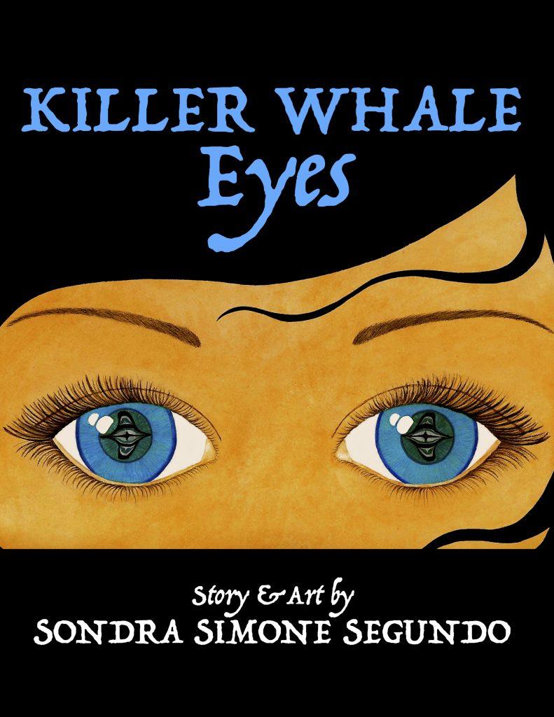 Killer Whale Eyes Native American book